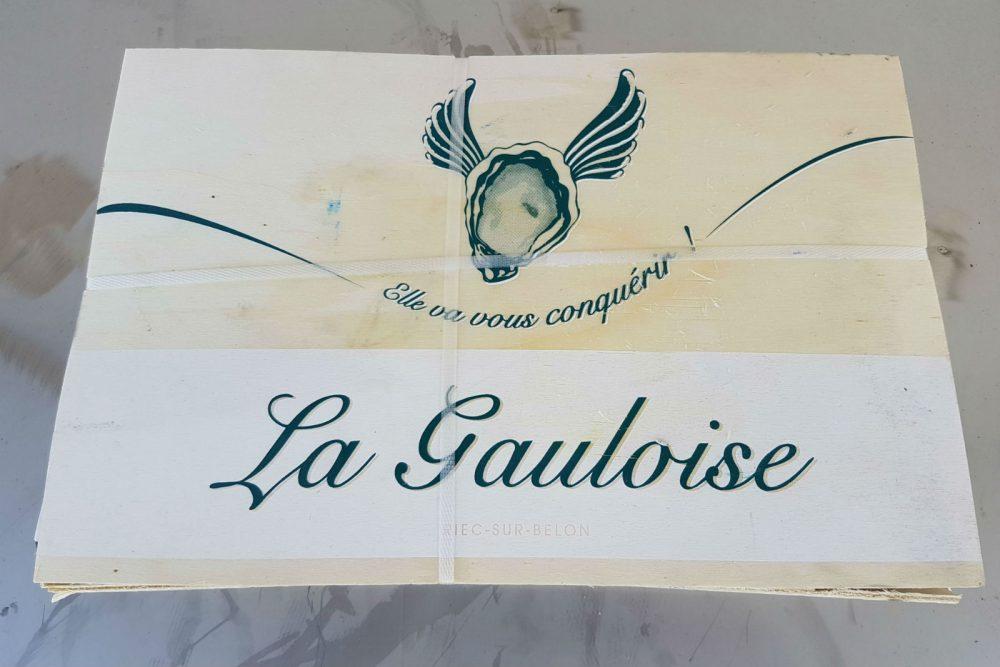Confezione Ostriche Gauloise | Finittica: lavorazione e vendita di ostriche