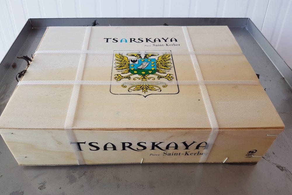 Confezione Ostriche Tsarskaya | Finittica: lavorazione e vendita di ostriche